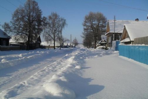 Деревня балдырка.
